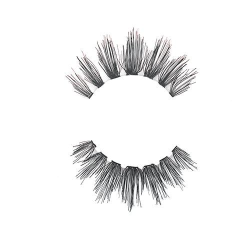 Human Hair Eyelash Strips