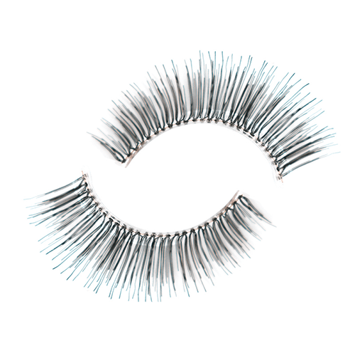 Human Hair Fake Eyelashes