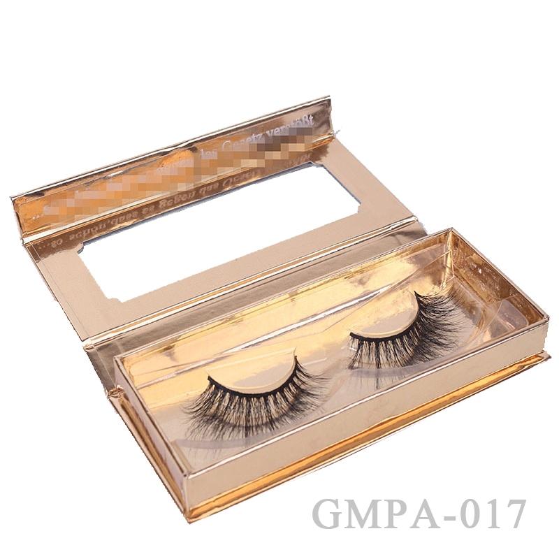 Glitter Eyelash Packaging