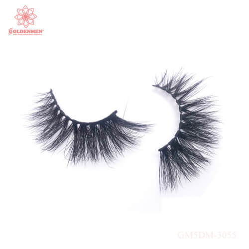 5D Mink Strip Eyelashes