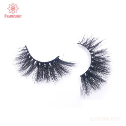 5D Mink Strip Eyelashes