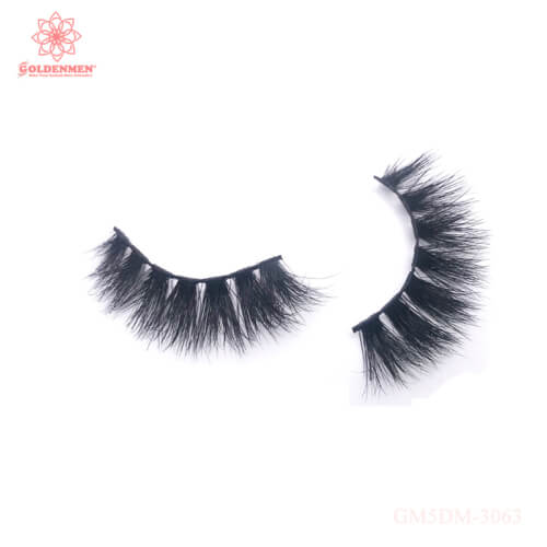 5D Mink Strip Lashes