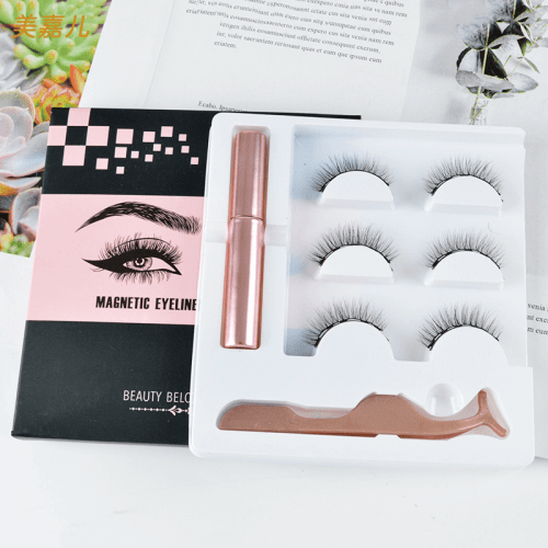 Private Label Magnetic Eyelashes