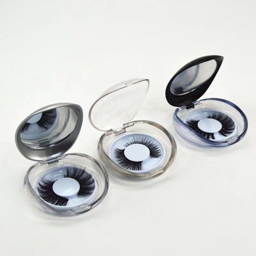 Plastic Eyelash Box