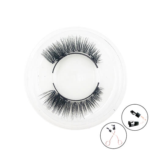Soft Magnetic Lashes