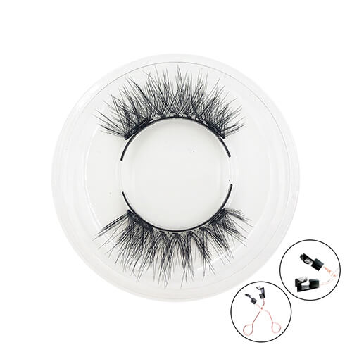 Soft Magnetic Eyelashes