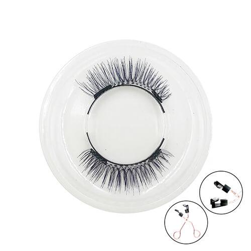 Quantum Magnetic Eyelash