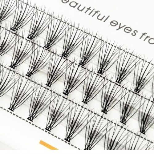 Russian Volume Eyelash Extensions