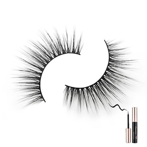 Magnetic Mink Lashes Wholesale