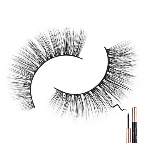 Magnetic Lashes And Liner