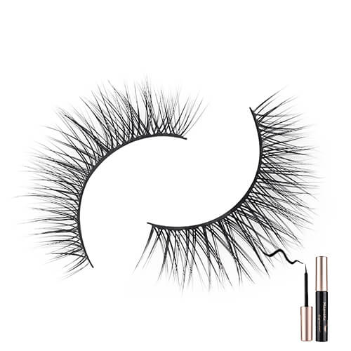 Magnetic Lashes with Eyeliner
