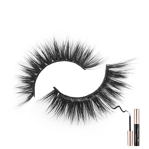 Magnetic Eyeliner and Lashes System