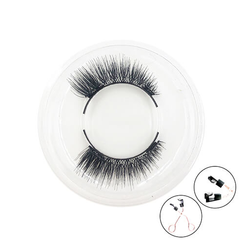 Magnetic Lashes Clip Eyelashes Set