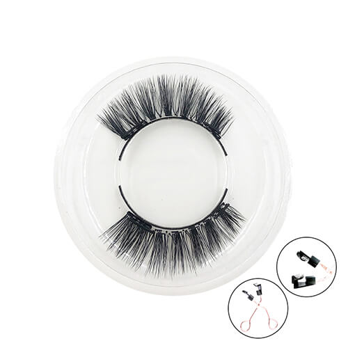 8d Snap-On Magnetic Eyelashes