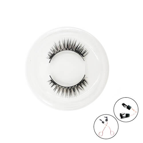 Magnetic Lashes And Lash Clip
