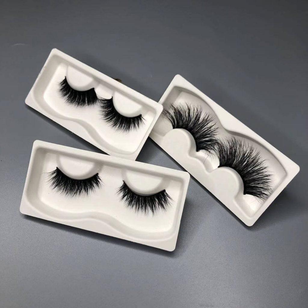 Degradable Eyelashes Tray