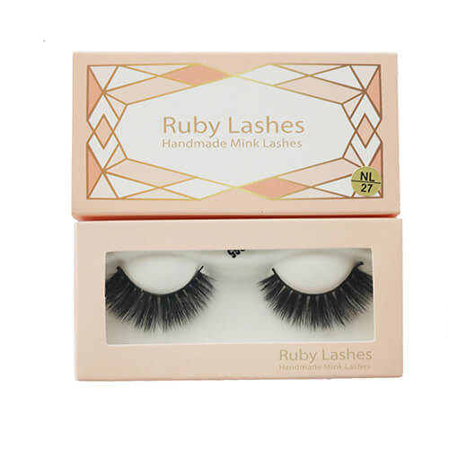 Degradable Lashes Packaging