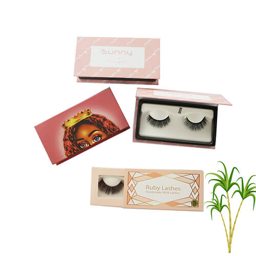 Eco Lashes Packaging