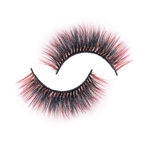 Color Eyelash