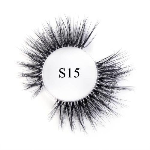 Invisible Band Eyelashes