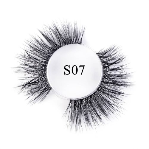 Invisible Band Mink Lashes